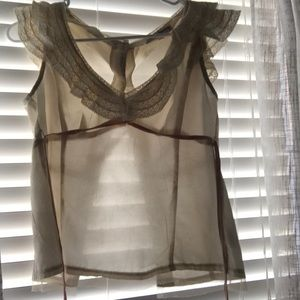 Nanette Lepore Romantic Top